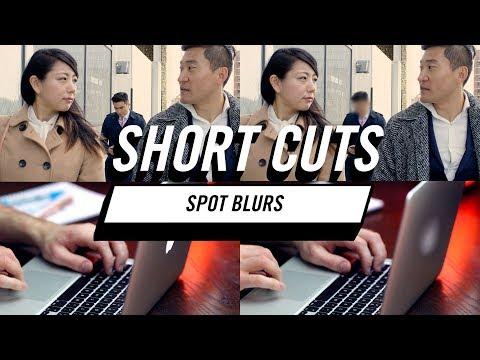Short Cuts  How to Blur Faces and Sensitive Information Premiere Pro CC Tutorial