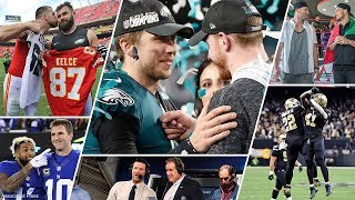 Ranking the NFL's Best Bromances | NFL Rush