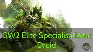 GW2 Elite Specialisation Guide: DRUID