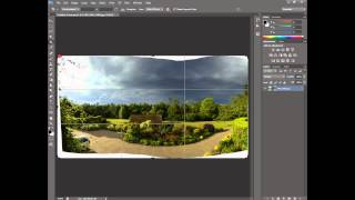 Photoshop CS6 Panorama Tutorial by Gardner Photography