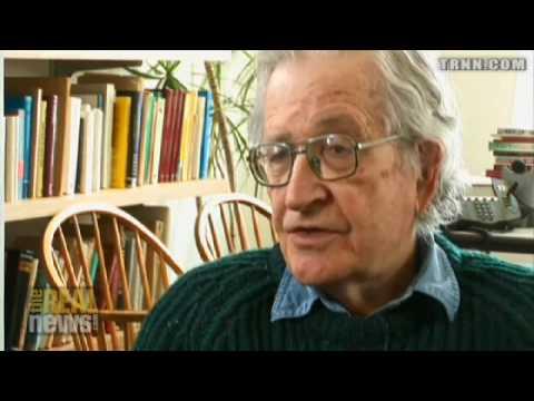 Chomsky on Geithner