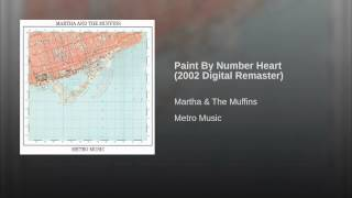 Paint By Number Heart (2002 Digital Remaster)
