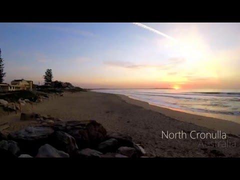 North Cronulla Sunrise Timelapse