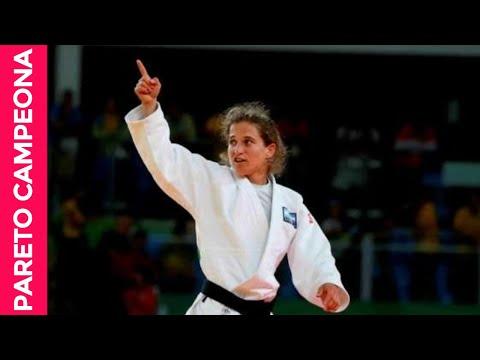 Paula Pareto campeona en el Panamericano de Judo - Lima 2019 - Pelea completa y festejo
