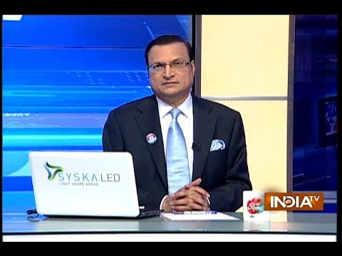 Aaj Ki Baat with Rajat Sharma | 6th December, 2017