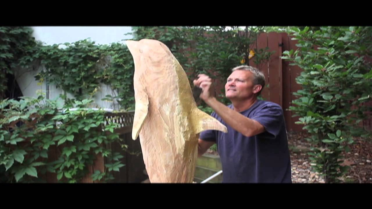 Favorite Dolphin Sculpture - YouTube IF35