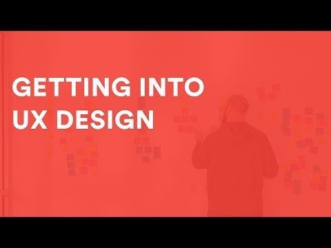 Getting Started in UX Design