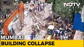 3 Dead, Many Feared Trapped In Mumbai Building Collapse
