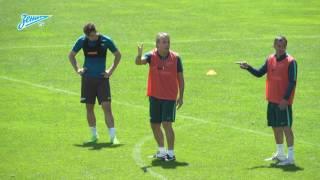 Урок футбола от Роберто Манчини