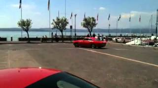 2012 Mille Miglia Sirmione video #3(Alfa Romeo 1900SS Zagato, Mille Miglia Time trial practice., 2012-05-14T17:45:34.000Z)
