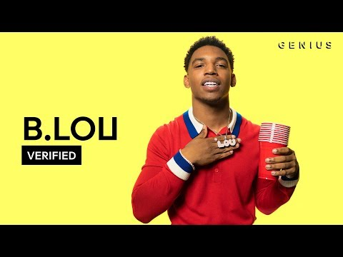 "B. Lou ""Vroom"" Official Lyrics & Meaning 