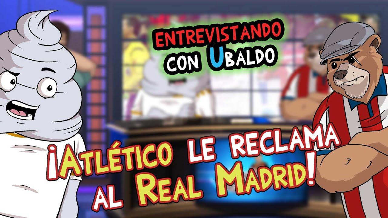 EL ATLÉTICO POR FIN SE ANIMÓ A RECLAMARLE CON TODO AL REAL MADRID POR ROBARLE 2 VECES LA CHAMPl0NS