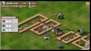 Backyard Monster - Truco shiny & destrozando Tribu