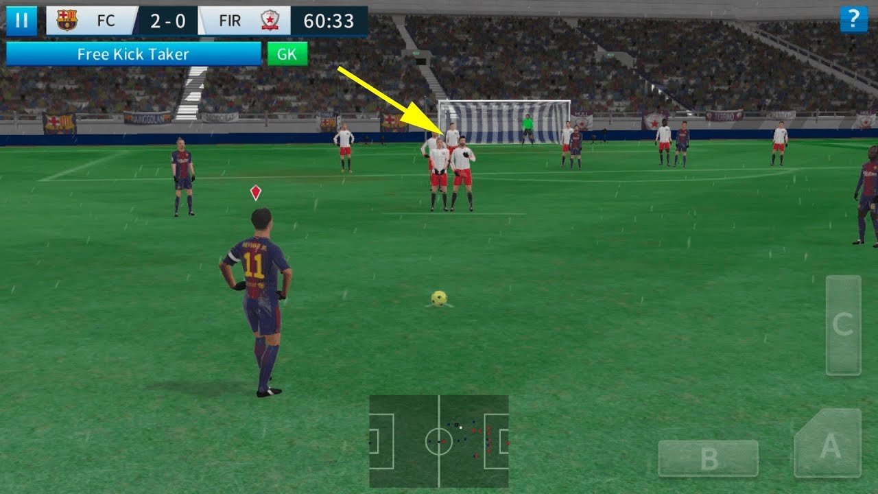 Dream League Soccer 2018 Android Gameplay #18