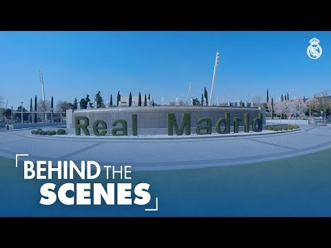 EXCLUSIVE | REAL MADRID KITCHEN