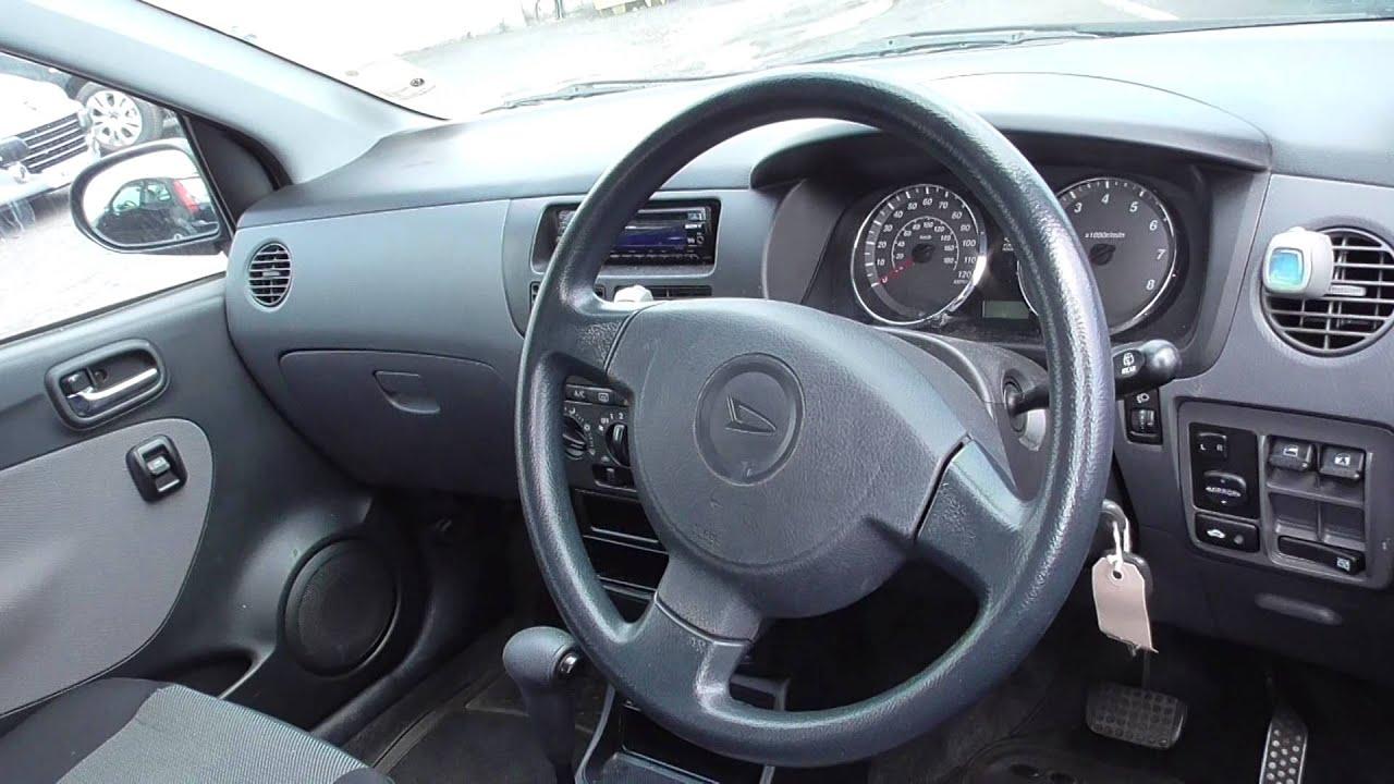 Daihatsu charade 10 sl 5dr auto u10675 youtube daihatsu charade 10 sl 5dr auto u10675 vanachro Choice Image