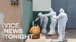 Ecuador Is Dealing With Piles of Bodies as Coronavirus Ravages the Country