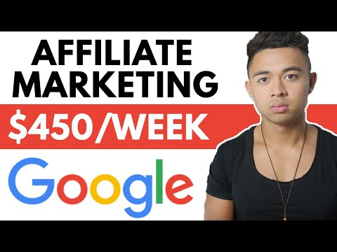 Affiliate Marketing For Beginners 2021   Make Money Online (Step by Step)