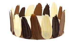 """Торт """"Три шоколада"""" творожный. Подробный видео рецепт. 4к видео"""