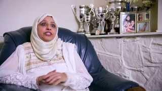 British Heart Foundation - Healthy family meals, Faiqa's story