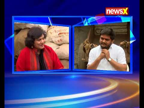 Hardik Patel in an exclusive conversation with NewsX over current political situation in Gujarat