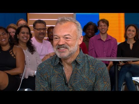 BBC Late-night Host Graham Norton Shares Stories Behind His 1st Ever Novel