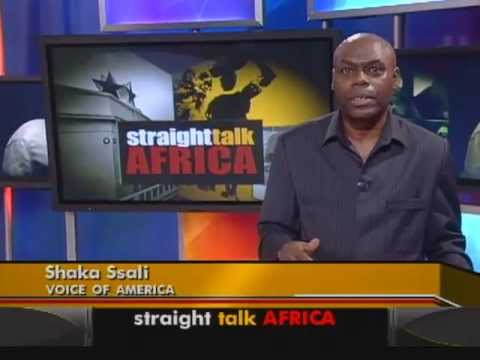 """Straight Talk Africa """"Open Phones:  What's Happening On The Continent?"""""""