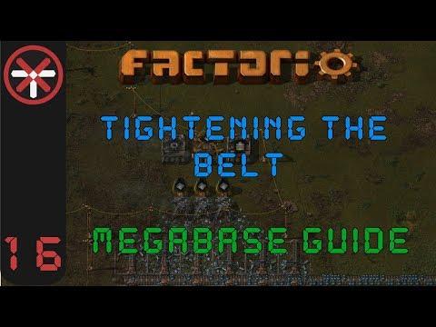 Factorio: Tightening The Belt: Megabase Guide EP16 - YELLOW SCIENCE SETUP | Tutorial Gameplay Series