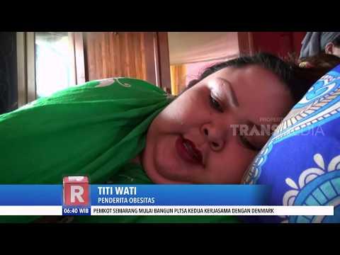 Peran Keluarga di Balik Perjuangan Titi Wati Melawan Obesitas
