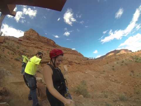 Kanab Utah Zipline
