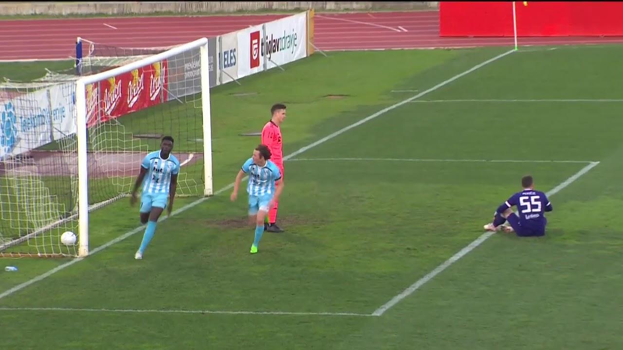 Mlakar and Vuklišević scored goal