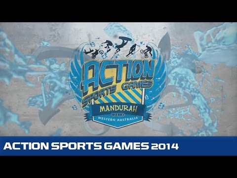 Action Sports Games International 2014 | Mandurah, WA