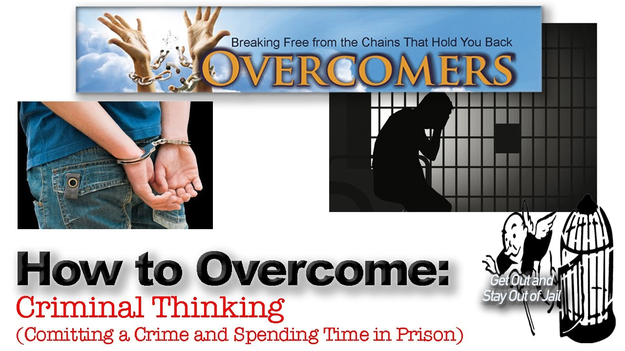 How to overcome crime