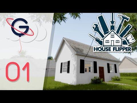 HOUSE FLIPPER FR 1 : Devenir rénovateur de maison !