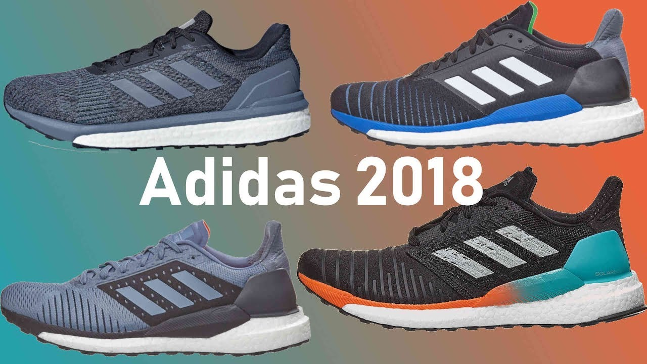 New Adidas Running Shoes 2018 Solar Line  16bedcbd1