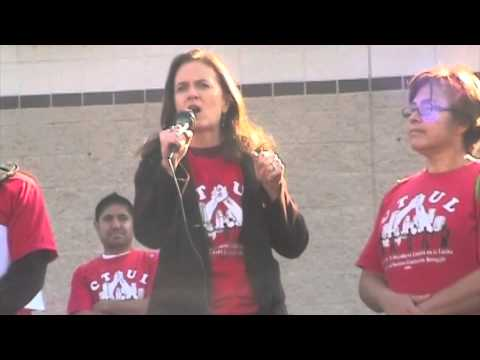 CTUL September 29 Day of Action and Reflection