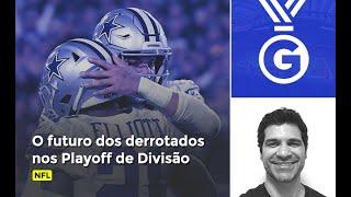Qual o futuro dos quatro derrotados nos Playoffs de Divisão? Paulo Antunes te conta agora!