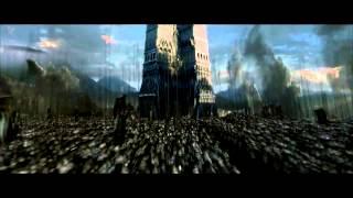 трейлер к к/ф Властелин Колец  Две крепости музыка Clint Mansell - Lux Aeterna