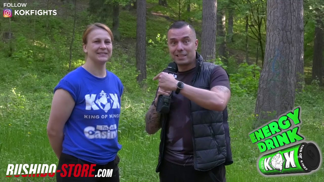 "KOK VLOG/76❗️Julia  Stolerenko & Dovydas RIMKENZO Rimkus ""Fighter House/Roger Gracie Academy """