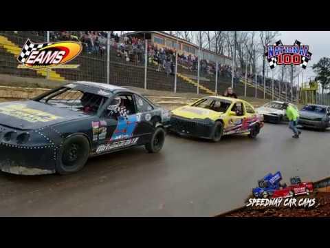 #5J Billy Tidwell - Hotshots - National 100 - 1-27-19 East Alabama Motor Speedway