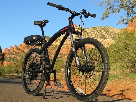 Prodeco Phantom X3 in for Review | Electric Bike Report
