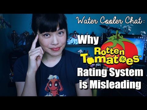 Why Rotten Tomatoes Rating System is Misleading | Water Cooler  Chat