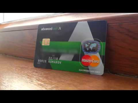 Банковские карты Visa и Mastercard, онлайн платежи с