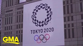 Countdown to Tokyo Olympics as new state of emergency goes into effect l GMA