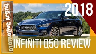 New Cars 2018 Infiniti Q50 Review - OTTOmotive Arena