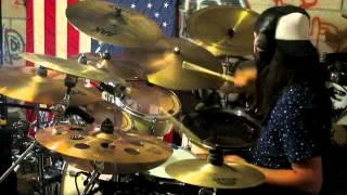 Glen Monturi - Overture 1928 (Dream Theater Drum Cover)