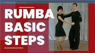 Rumba dance steps for beginners - Rumba basic steps