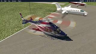 Video (Best?) Helicopter Intro, Lesson and Tips in X-Plane 11 (Part 1) download MP3, 3GP, MP4, WEBM, AVI, FLV Juli 2018
