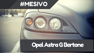Opel Astra G Bertone.  Обзор Автомобиля и Тест Драйв от #Mesivo.  Опель Астра Бертоне