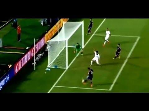 大久保嘉人 QBK 日本×ギリシャ 2014ワールドカップ